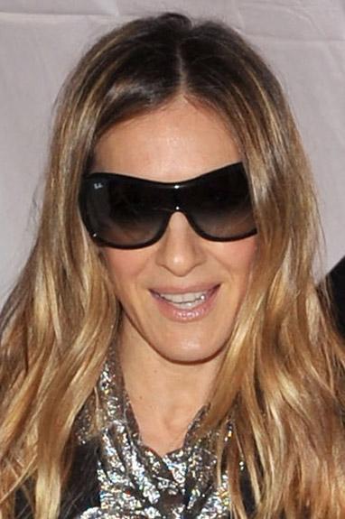 שרה ג'סיקה פארקר עם משקפי שמש