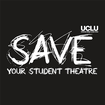 Save Your UCLU Student Theatre Logo