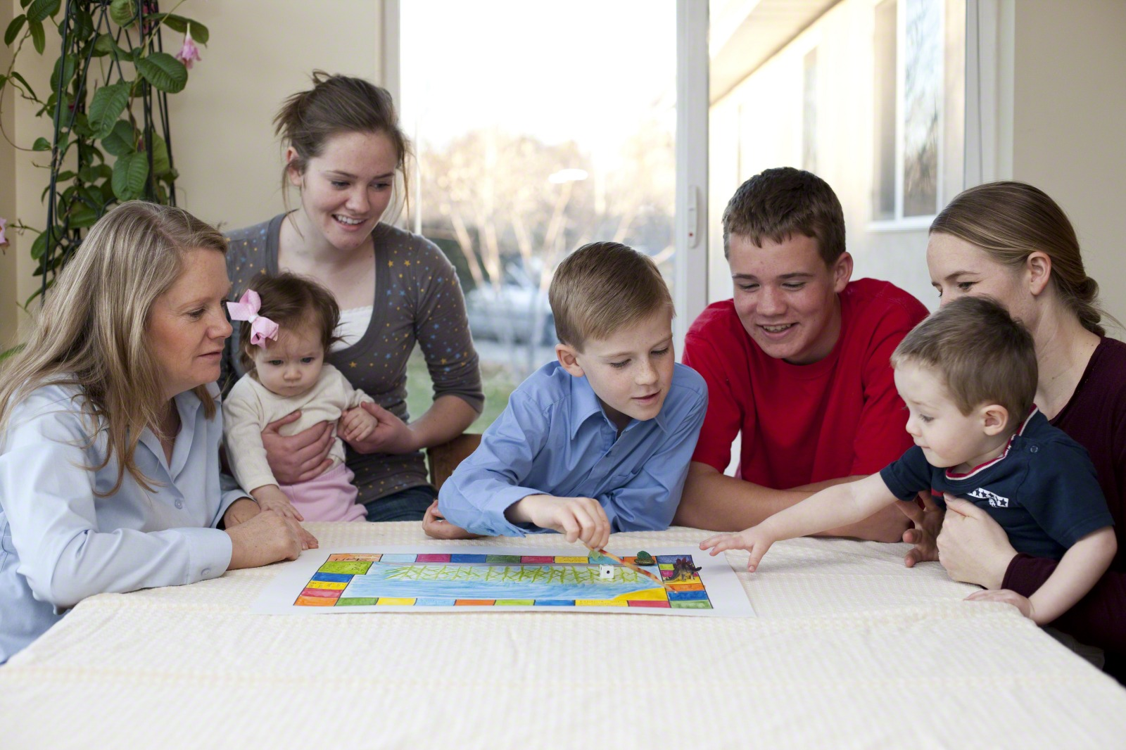 Family Board Games To Play At Home